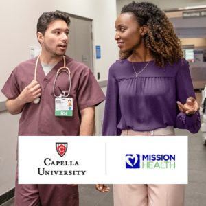 Capella University works with Mission Health
